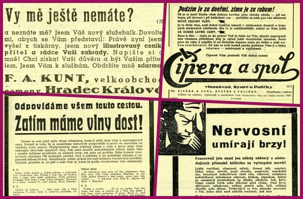 Obsahový marketing 1939 - druhý díl. Inspirujte se.