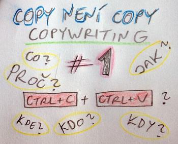 Copywriting a copywriteři.