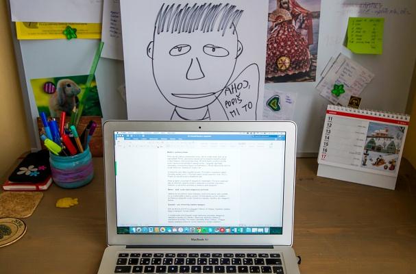 F2F persona pro lidský copywriting.