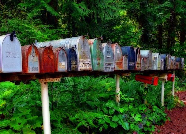 E-mailing jako propagace obsahu.