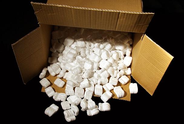 Dárek - prázdná krabice.