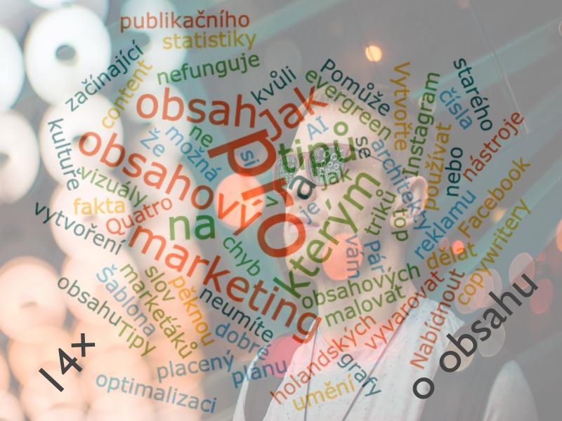 14 tipů pro obsahový marketing a copywriting.